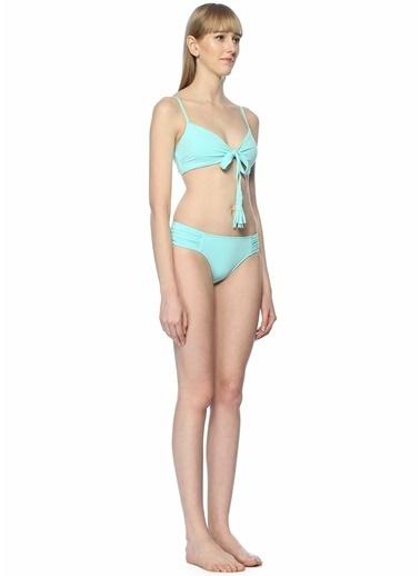 Seafolly Bikini Alt Mavi